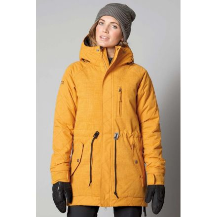 Nikita Blonde Roast Jacket Inca Gold 2017