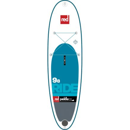 SUP Gonflable Red Paddle Ride MSL 2017