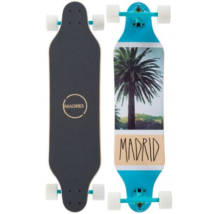 Longboard Madrid Palm