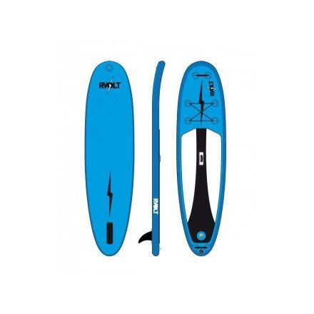 Stand Up Paddle Gonflable Rvolt Bleu