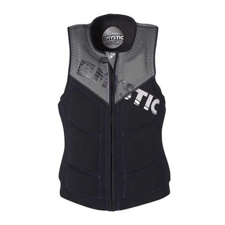 Gilet Mystic Star impact Zip Vest Black