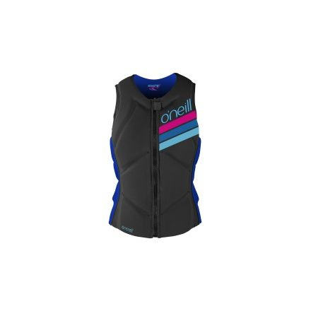 Gilet Oneill Women Slasher Comp graph tahiti