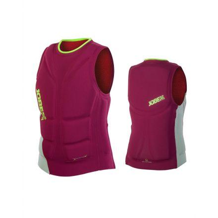 Gilet Jobe Heat Dry Comp Vest Ruby