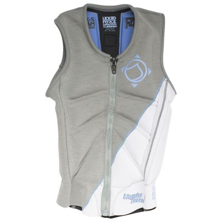 Gilet Liquid Force Cardigan comp women