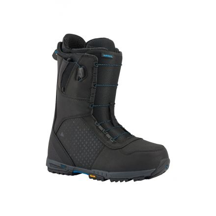 Burton Imperial Black Grey 2018