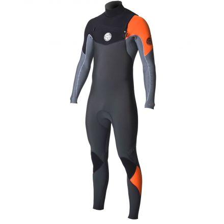 Rip Curl E Bomb 4/3 GB C/Zip Orange