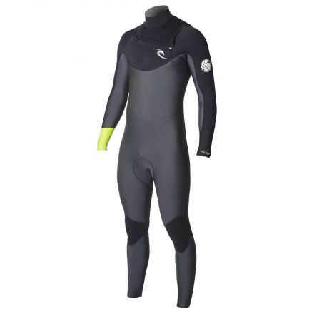 Rip Curl Dawn Patrol C/Zip 4/3 GB ST F Lemon