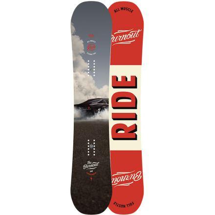 Snowboard Ride Burnout 2016