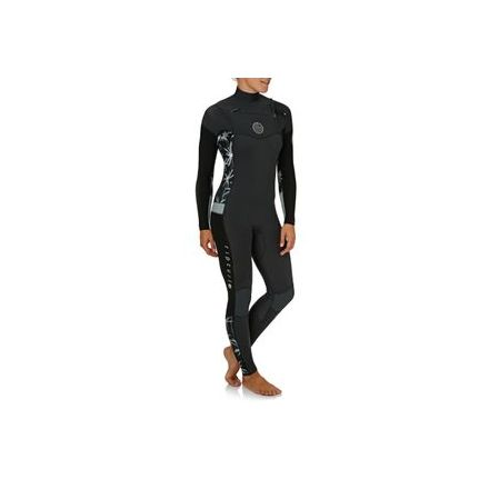 Rip Curl Dawn Patrol 4/3 GB C/Zip Black