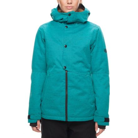 686 Rumor Insulated Jacket Teal