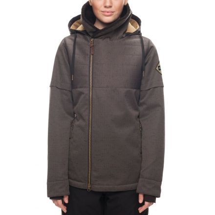 686 Immortal Insulated jacket Charcoal