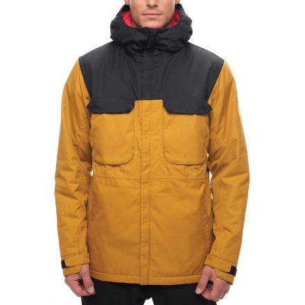 686 Moniker Insulated Jacket Golden