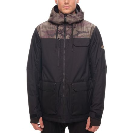 686 Sixer Insulated Jacket Fatigue Camo