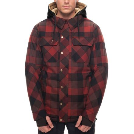 686 Woodland Insulated Jacket Rusty Red