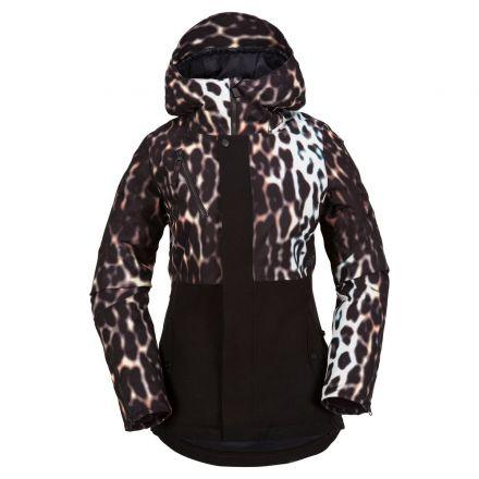 Volcom Jasper INS Jacket Cheetah