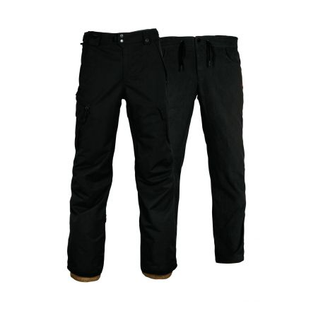 686 Smarty Cargo Pant Black