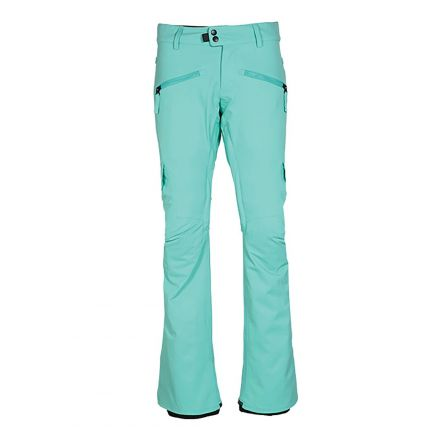 686 mistress Insulated Cargo Pant Aqua