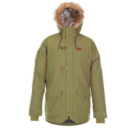 Picture Kodiak Jacket / Green
