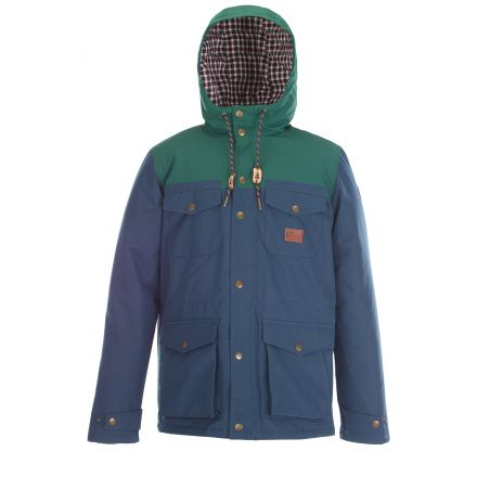 Picture Jack Jacket / Dark Blue
