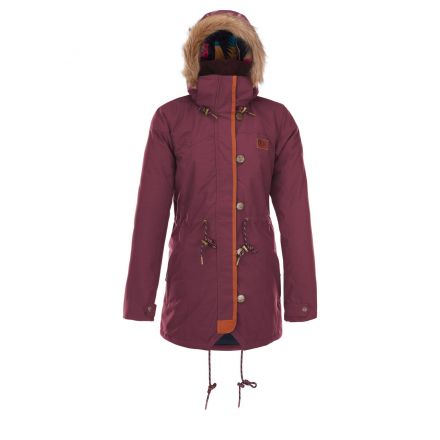 Picture Katniss Jacket / Burgundy