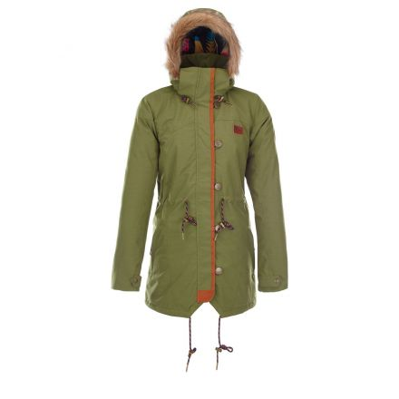 Picture Katniss Jacket / Green Olive