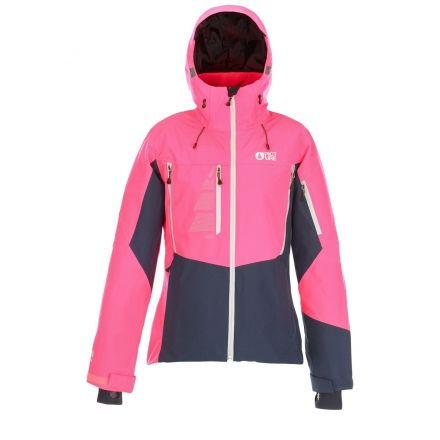 Picture Seen Jacket / Pink Dark