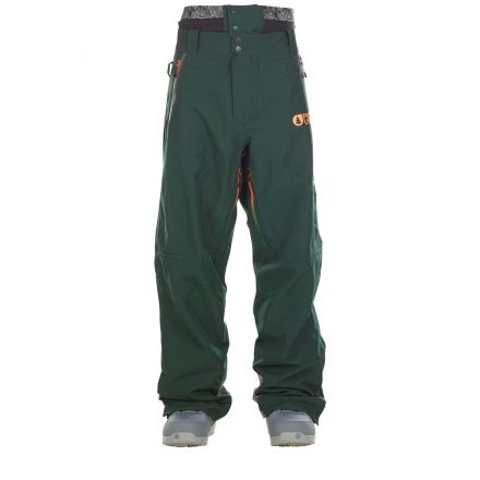 Picture Track Pant Dark Green