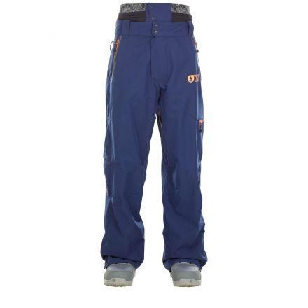 Picture Track Pant Dark Blue
