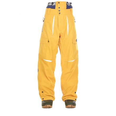Picture Nova Pant Yellow