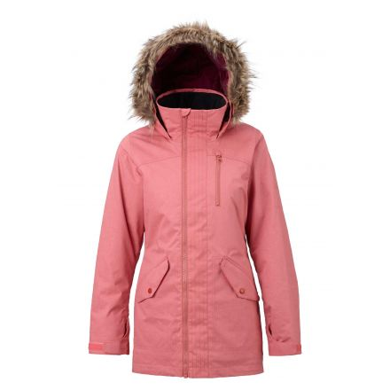 Burton Hazel Jacket Dusty Rose Wax