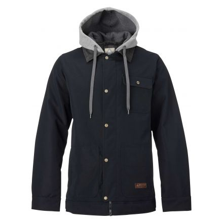 Burton Dunmore Jacket True Black