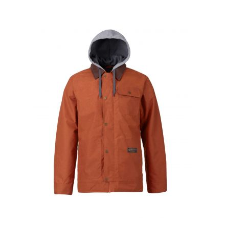 Burton Dunmore Jacket Clay