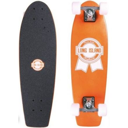 Longboard Long Island Pacific Orange 26