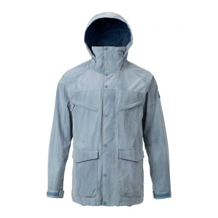 Burton Breach Jacket LA Sky Distress