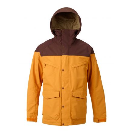 Burton Breach Jacket Golden
