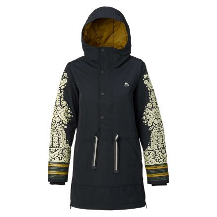Burton Chuteout Anorak True Black