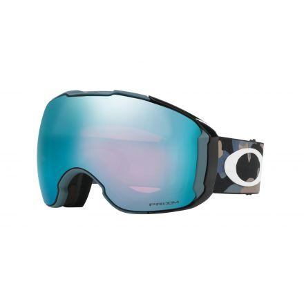Masque de snow Oakley Airbrake Mark MCMorris Saphire Iridium Prizm Saphire Iridium