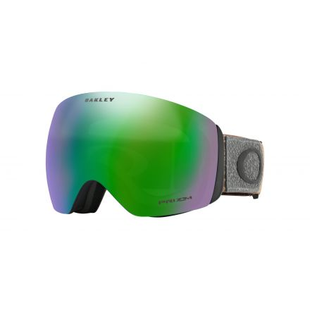 Masque de snow Oakley Flight Deck Henrick Harlaut Prizm Jade Iridium