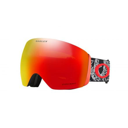 Masque de snow Oakley Flight Deck Torstein Horgmo Prizm Torch Iridium