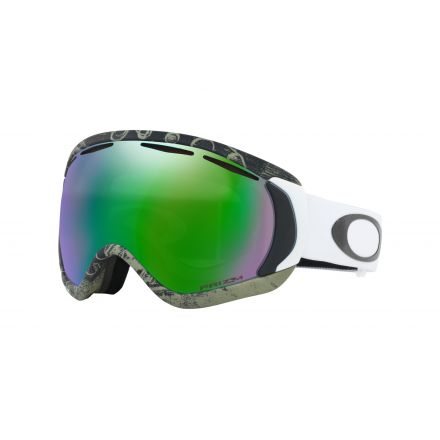 Masque de snow Oakley Tanner Hall Turntable Green Prizm Jade Iridium