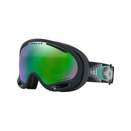 Masque de snow Oakley A Frane 2.0 Digi Snake Iron Grey Prizm Jade Iridium