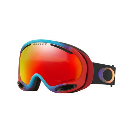 Masque de snow Oakley A Frane 2.0 Prizm Halo Prizm Torch Iridium