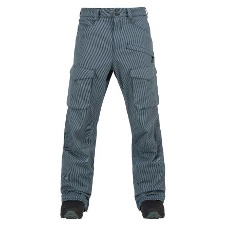 Burton Hellbrook Pant Railroad Stripe
