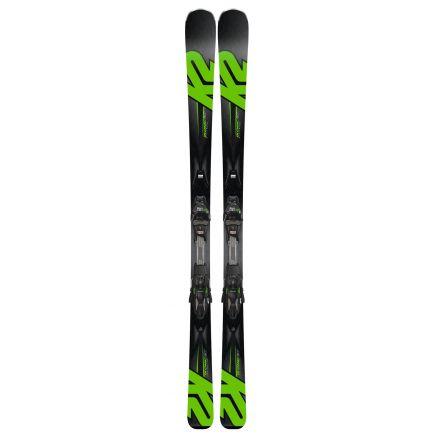 Pack Ski K2 Ikonic + Fixation Marker ER 310