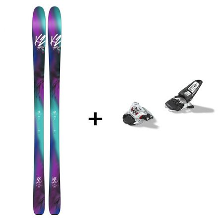 Pack Ski K2 Thriluvit + Fixation Marker Squire