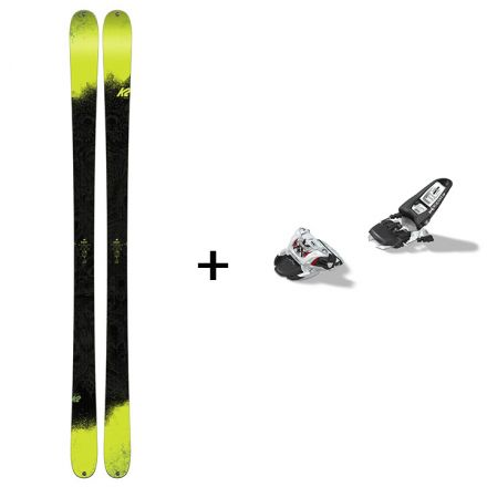 Pack Ski K2 Sight + Fixation Marker Squire