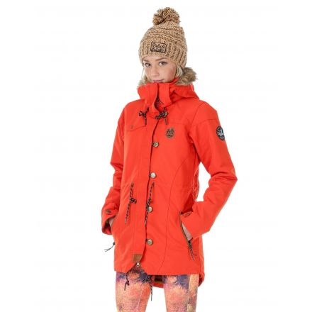 Picture Katniss Jacket Orange