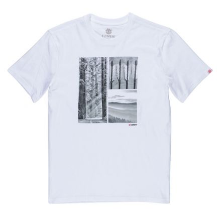 Element T-shirt Redwood Optic