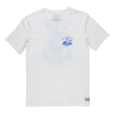 Element T-shirt River Keeper Bone