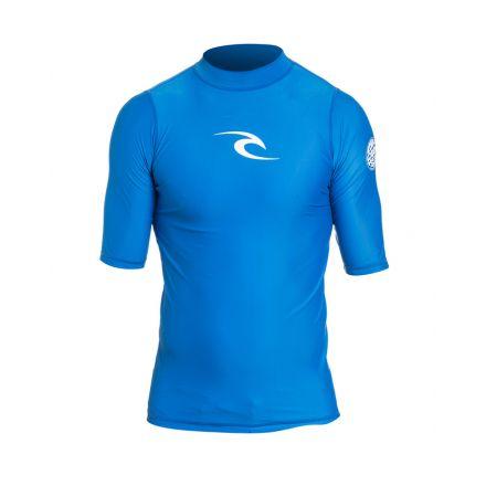 Rip Curl Corpo S/SL UV Tee Blue